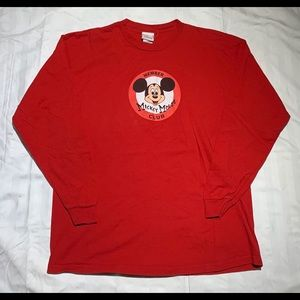 Vintage Disney members Mickey Mouse club